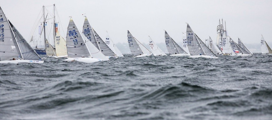 Kröger delivers gold medal for hosts at Para World Sailing Championships