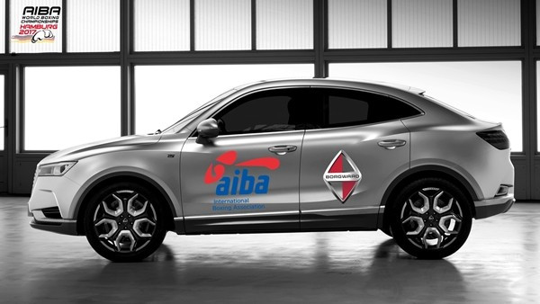 German car manufacturer named main sponsor of 2017 AIBA World Boxing Championships