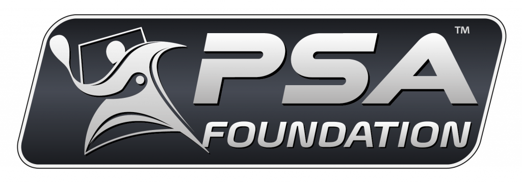 Professional Squash Association Foundation recognised as official charity