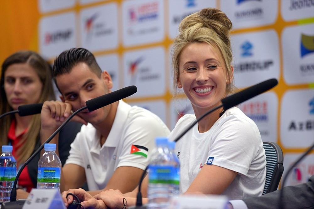 Double Olympic champion Jones among star athletes to applaud new taekwondo rules