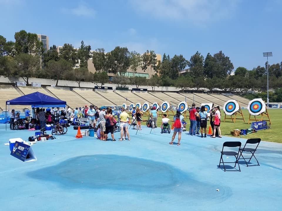 Para-sport takes centre stage at Angel City Games