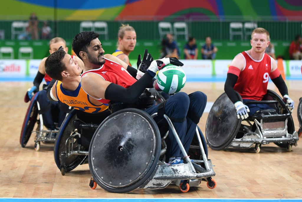 Britain eye title defence at IWRF European Championships
