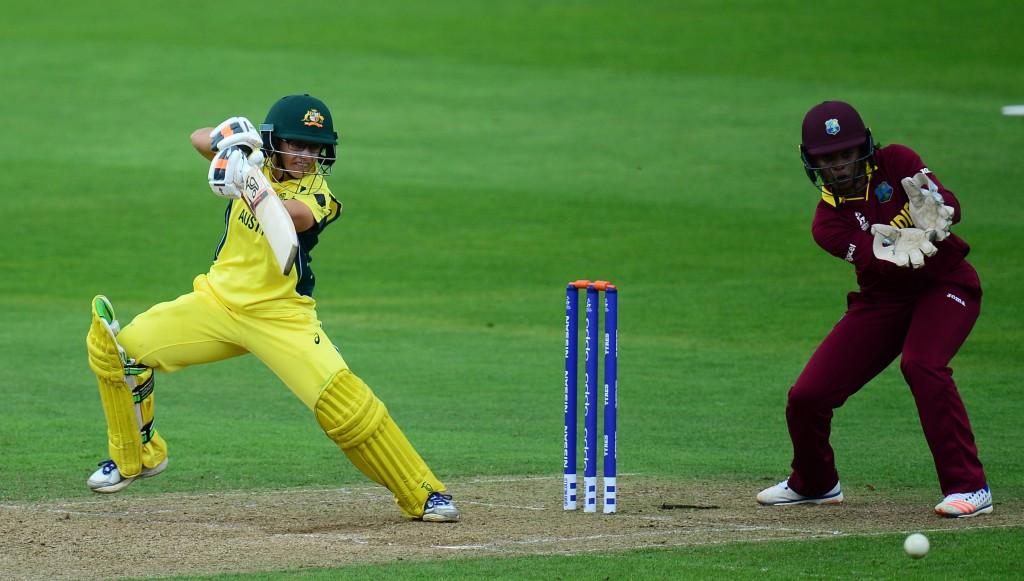 Defending champions Australia thrash West Indies at ICC Women's World Cup
