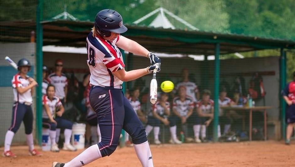 Britain continue impressive start to Women's Softball European Championship