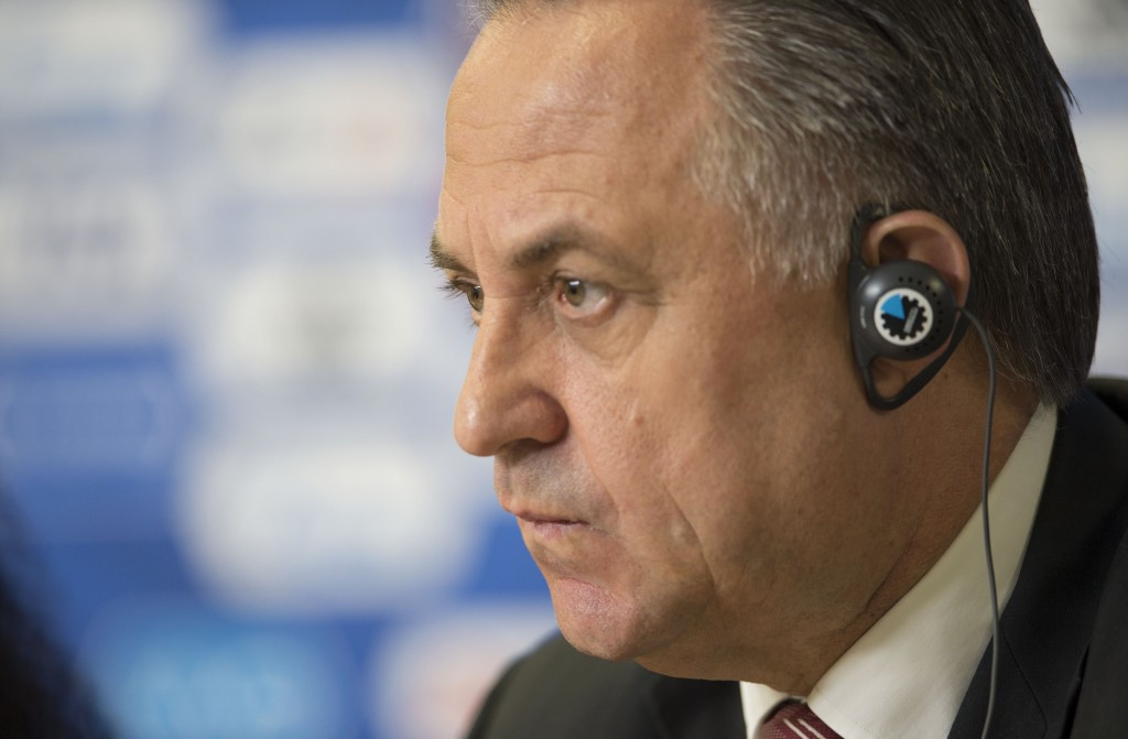 Mutko hits out over Russian football doping claims