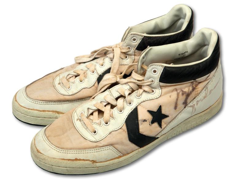 Michael Jordan Olympic memorabilia breaks auction records