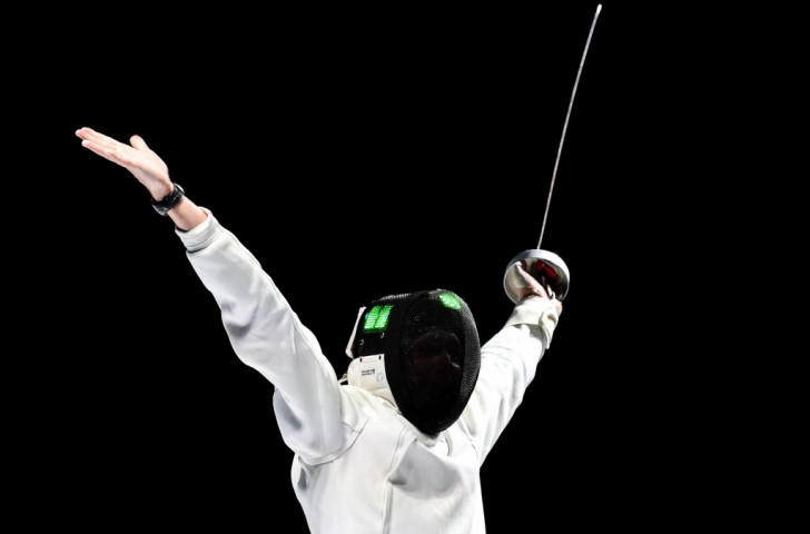Hungarian shocks world number one to win maiden World Fencing Championships title