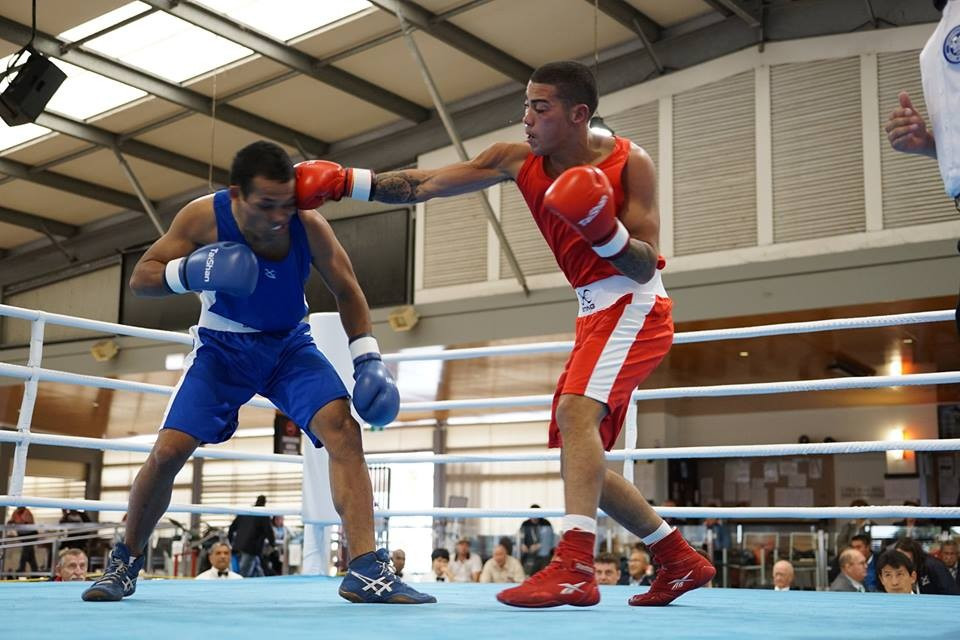 Silk amateur boxing australia