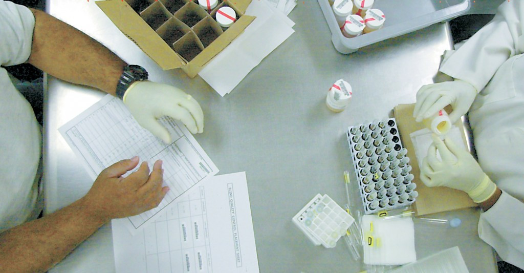 Out of competition drugs tests are an important weapon in WADA's armoury