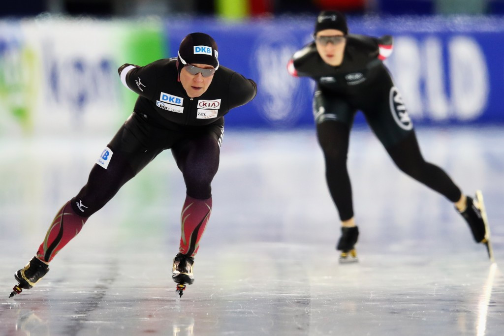 Speed skaters now know what time they require if they are to qualify for the Pyeongchang 2018 Winter Olympics ©Getty Images