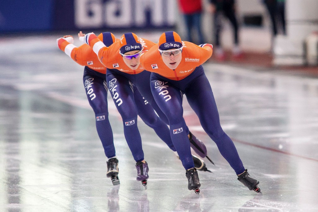 The ISU have also confirmed which World Cup events next season will be used to determine event entry quotas ©Getty Images