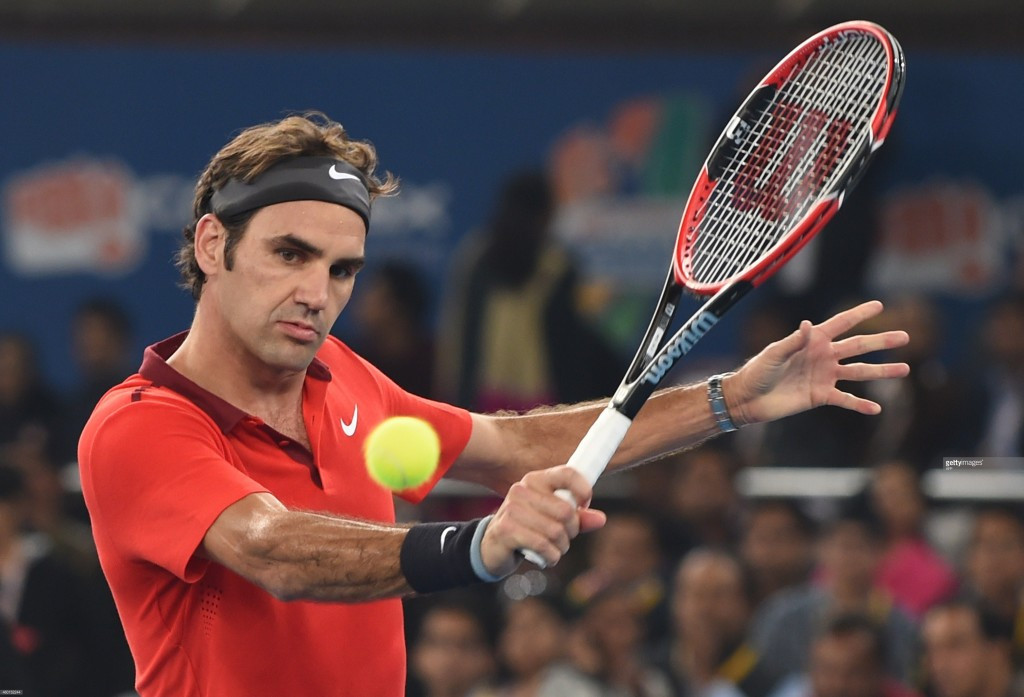 Roger Federer is among the world's leading sportsmen to have backed  the whereabouts system