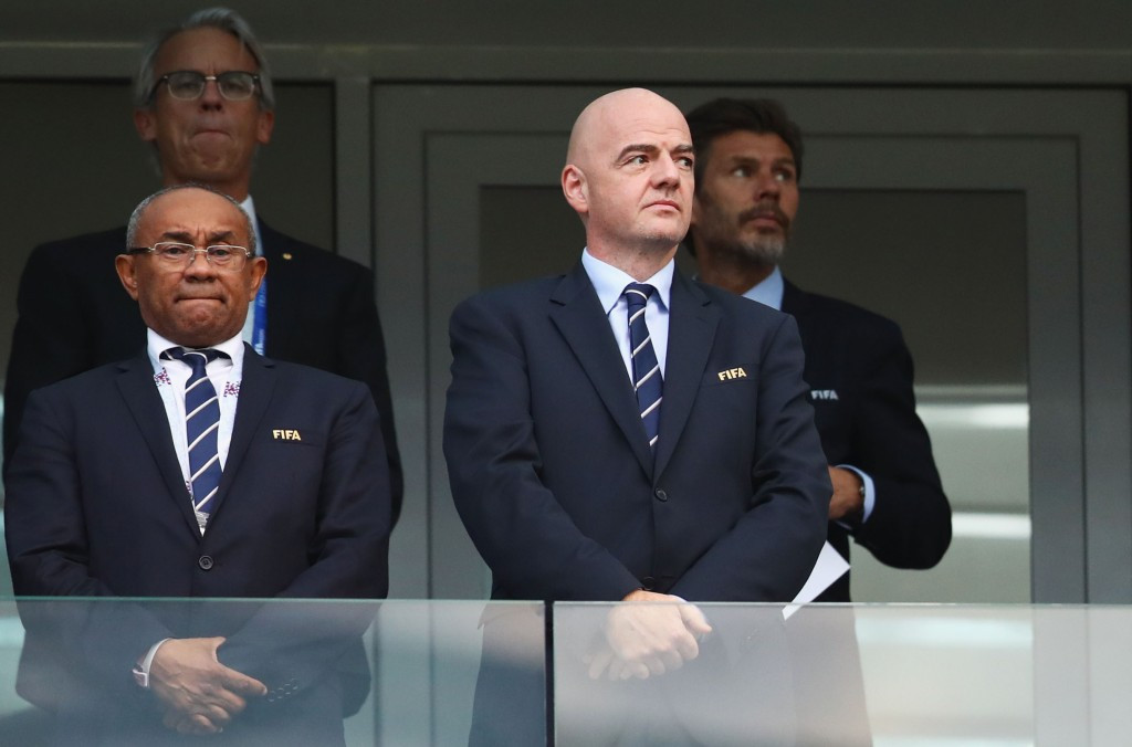 FIFA have claimed President Gianni Infantino called for the report to be published on numerous occasions ©Getty Images