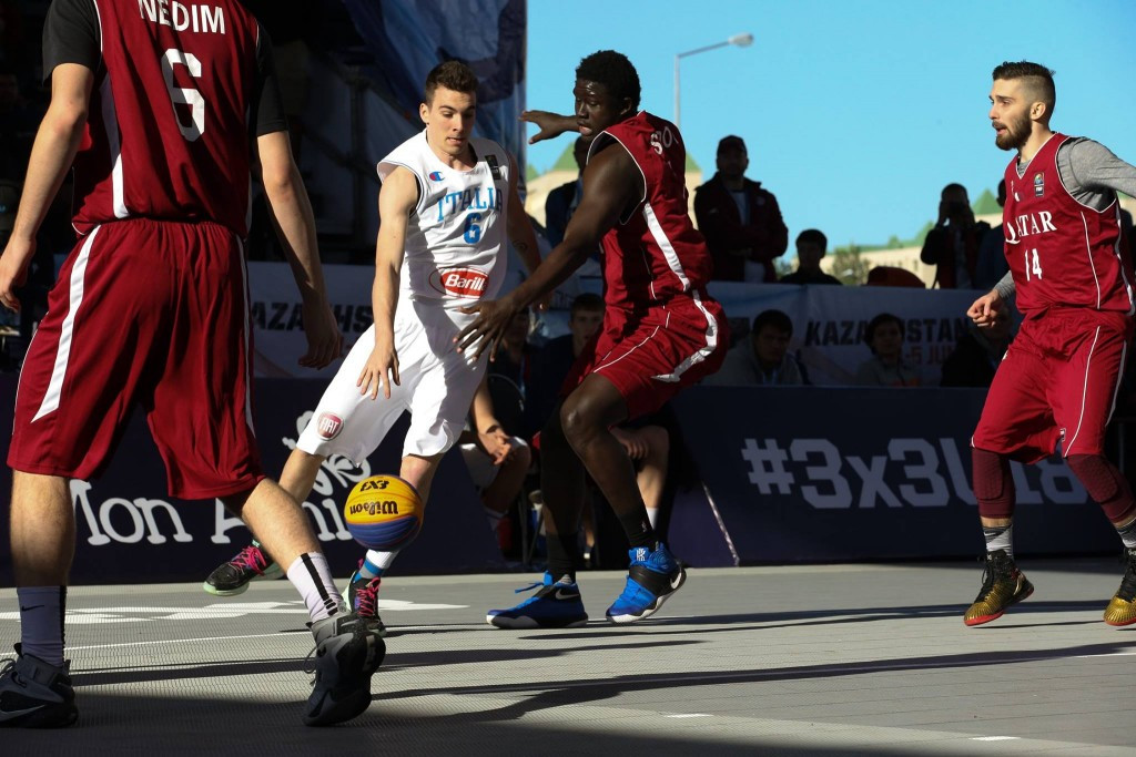 Qatar and France to defend 3x3 Under-18 titles in China