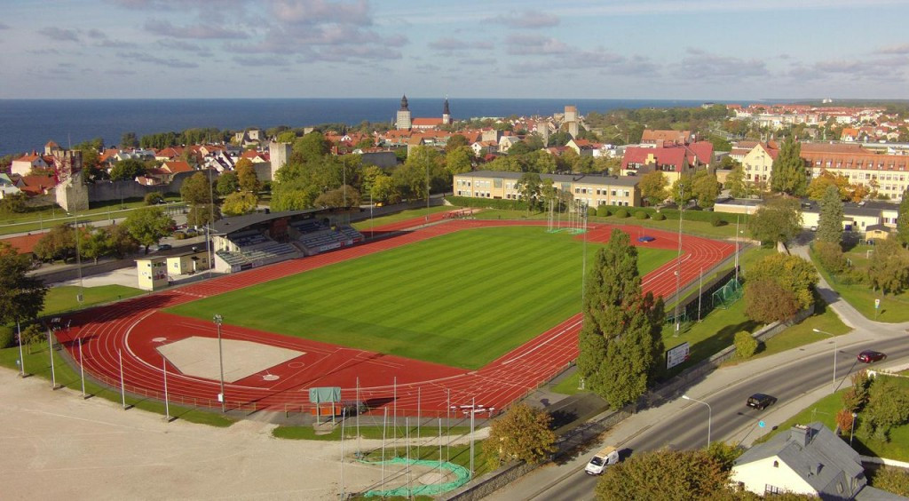 Saaremaa enjoyed a successful session of athletics as they claimed two gold medals ©Gotland 2017