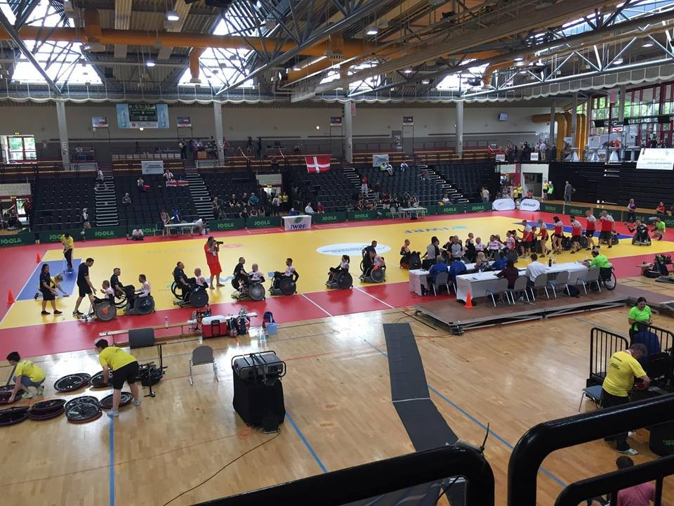 Britain start IWRF European Championships with victory