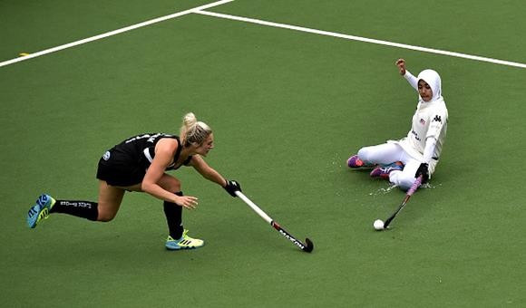 New Zealand recover impetus in women's Hockey World League Semi-Final