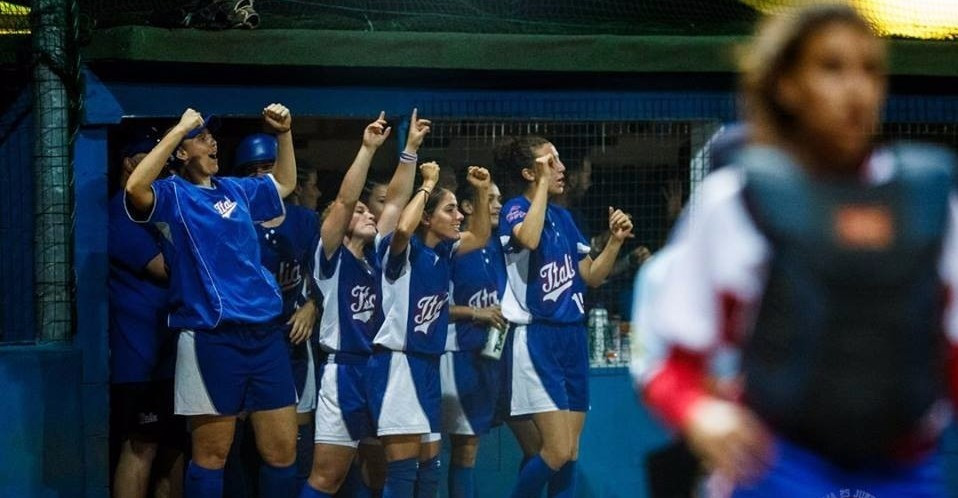 Italy start second round with victory over Greece at Women's Softball European Championship
