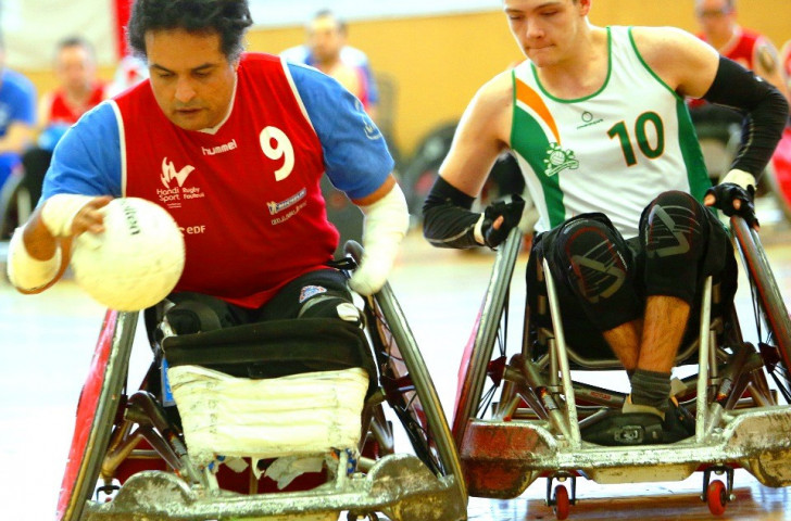 French veteran Ryadh Sallem proved integral to his side's win as his performance helped guide them to gold
