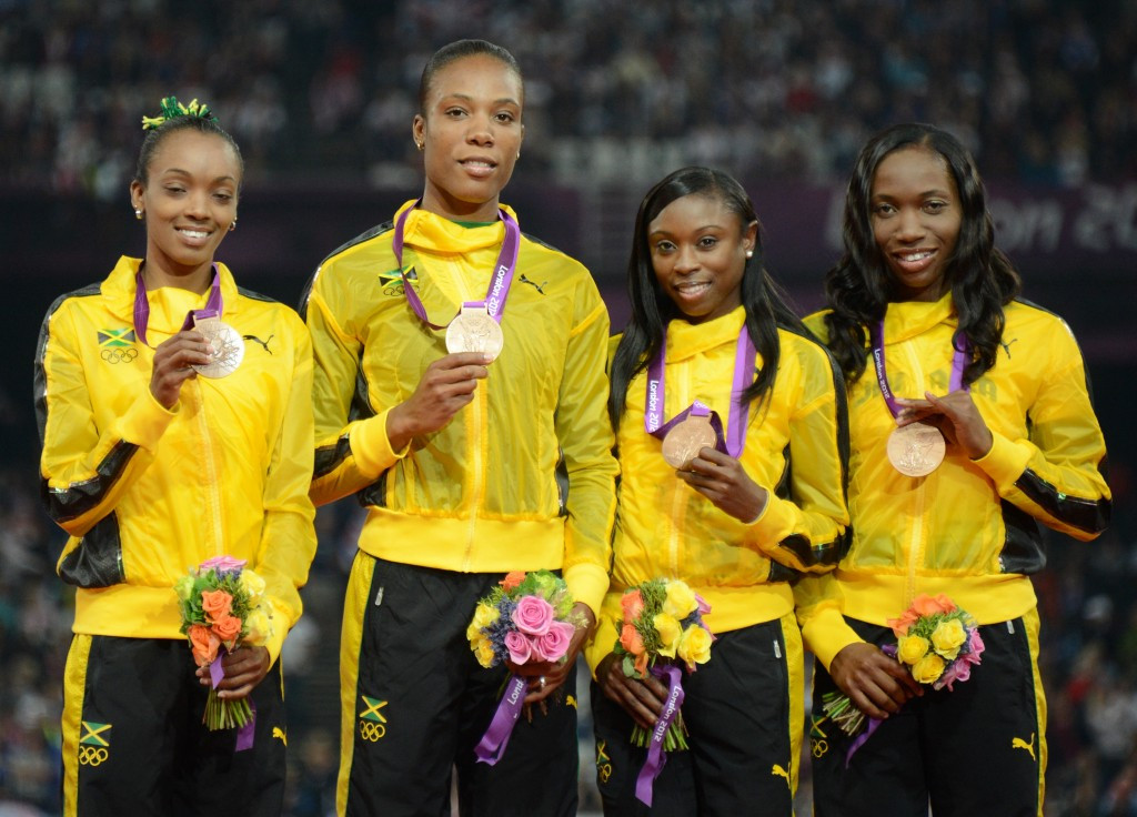 Jamaican Athletics President claims trio's move to Bahrain is part of