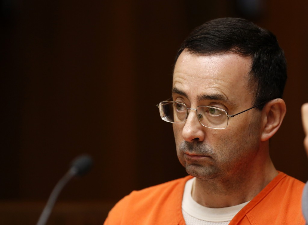 A number of leading American female gymnasts made allegations of sexual abuse against Lawrence Nassar ©Getty Images