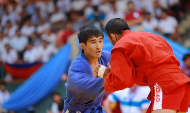 The 2017 Asian Sambo Championships are due to begin tomorrow in Uzbekistan's capital Tashkent ©FIAS