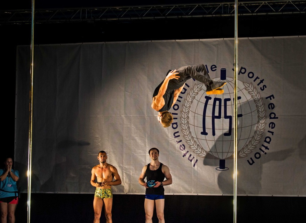 Hundreds set to compete for World Pole Sports Championship titles