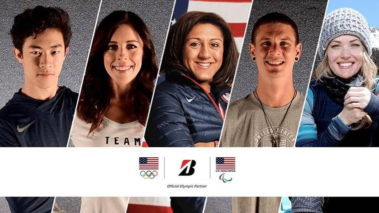 Bridgestone Americas confirm support for five potential US Pyeongchang 2018 athletes