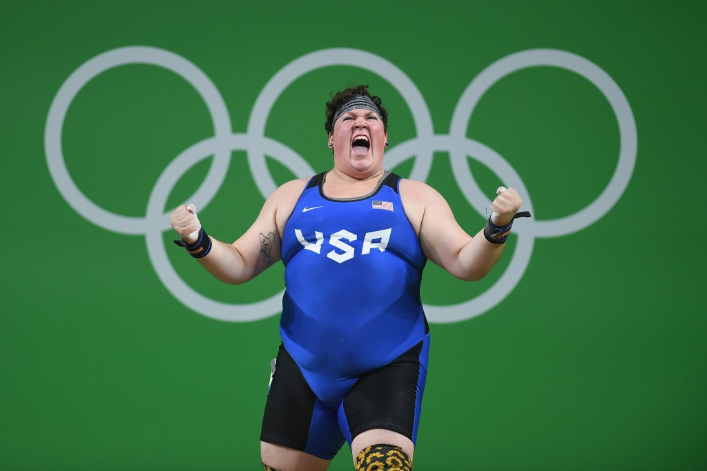 USA Weightlifting have made a series of changes in a bid to boost gender equality ©Getty Images