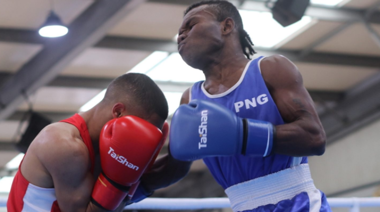 Keama defends title as Australia and New Zealand dominate Oceania Boxing Championships
