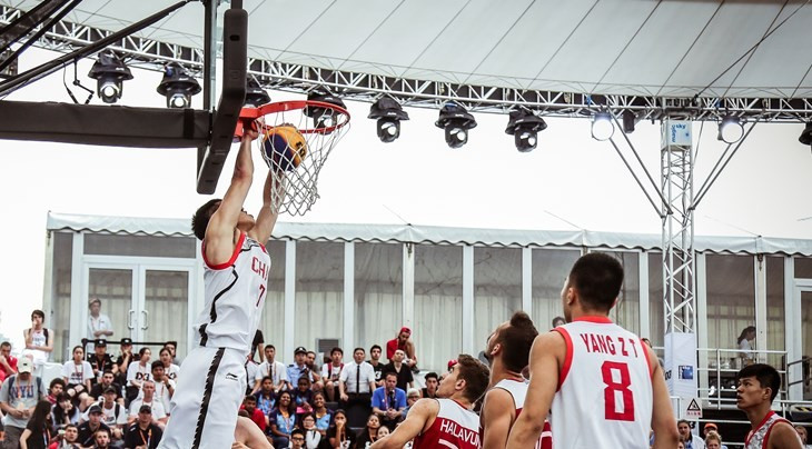 PH boys bow out of FIBA 3x3 with loss in quarterfinals