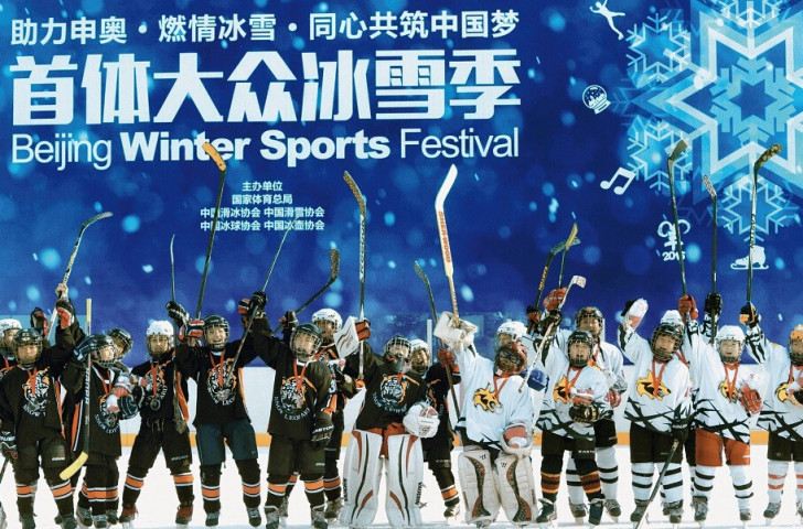 China has a genuine passion for sport