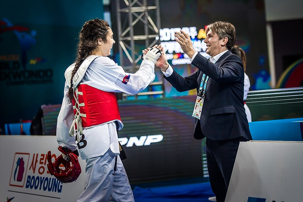 Second gold medal for Serbia at 2017 World Taekwondo Championships