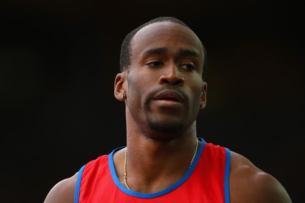 Kemar Hyman won the men's 100m title ©Getty Images