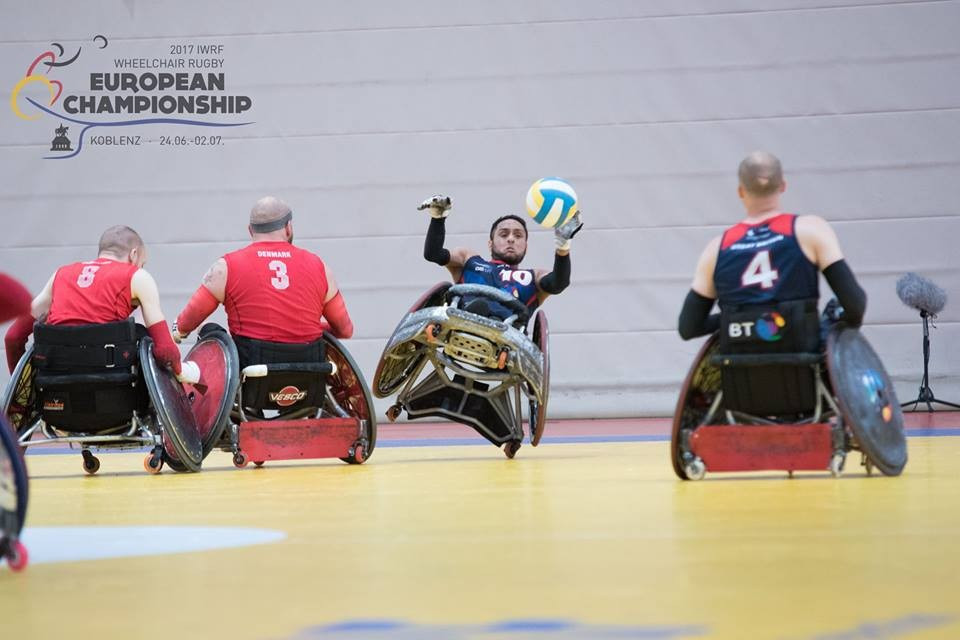 Britain face France for place in IWRF European Championships final