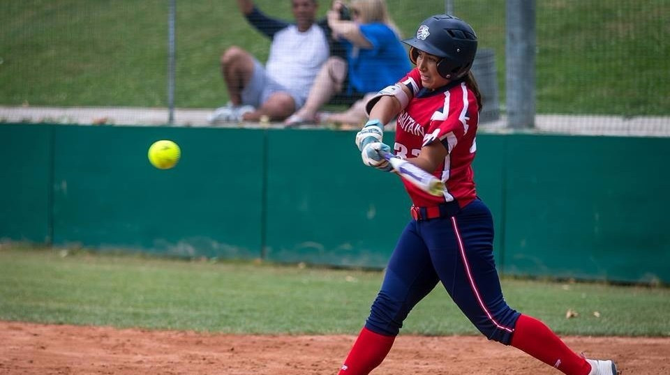 Great Britain ended today with a victory over Russia ©Dirk Steffen/Softball Europe