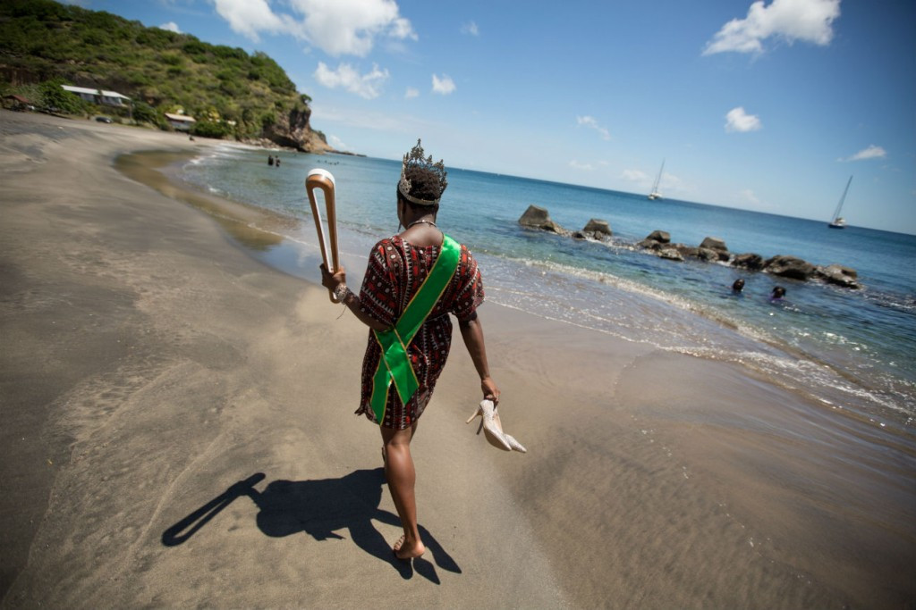 Caribbean nations welcome Gold Coast 2018 Queen's Baton