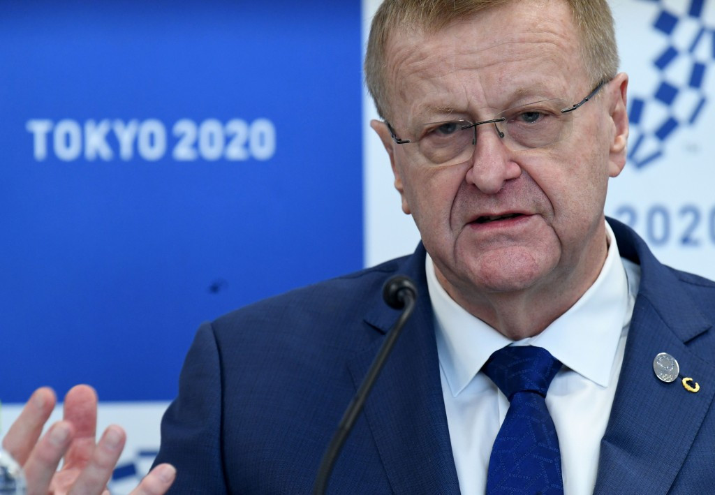 Coordination Commission chairman John Coates praised Tokyo 2020 for their progress in the past six months ©Getty Images