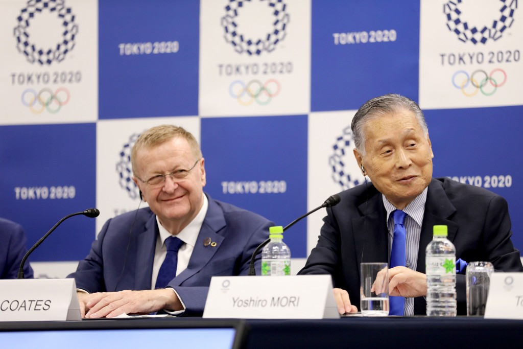 Tokyo 2020 President seeks detailed plans for urban venues and key road