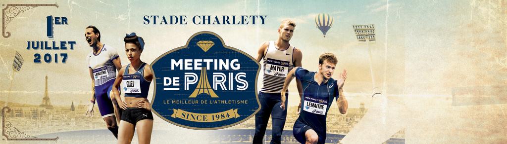 Charléty Stadium returns as host for heavyweight line-up of Paris Diamond League talent