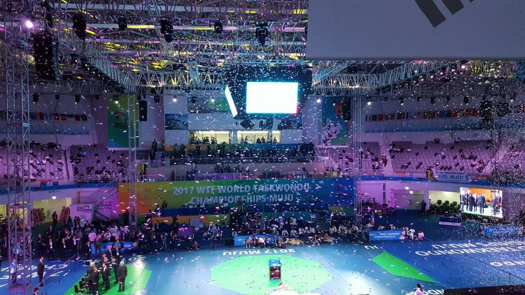 World Taekwondo Championships: Closing Ceremony
