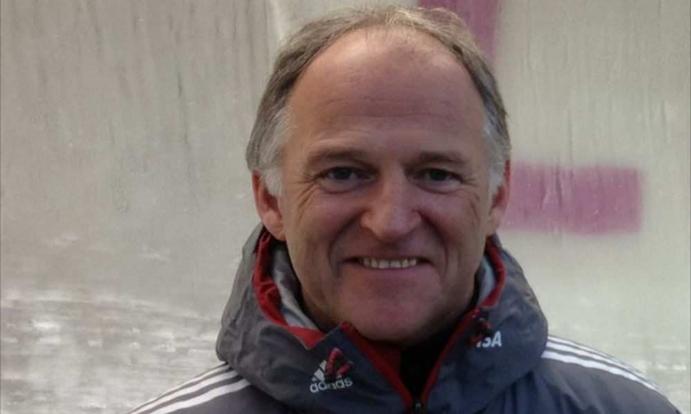 New President has big plans for bobsleigh and skeleton in Netherlands
