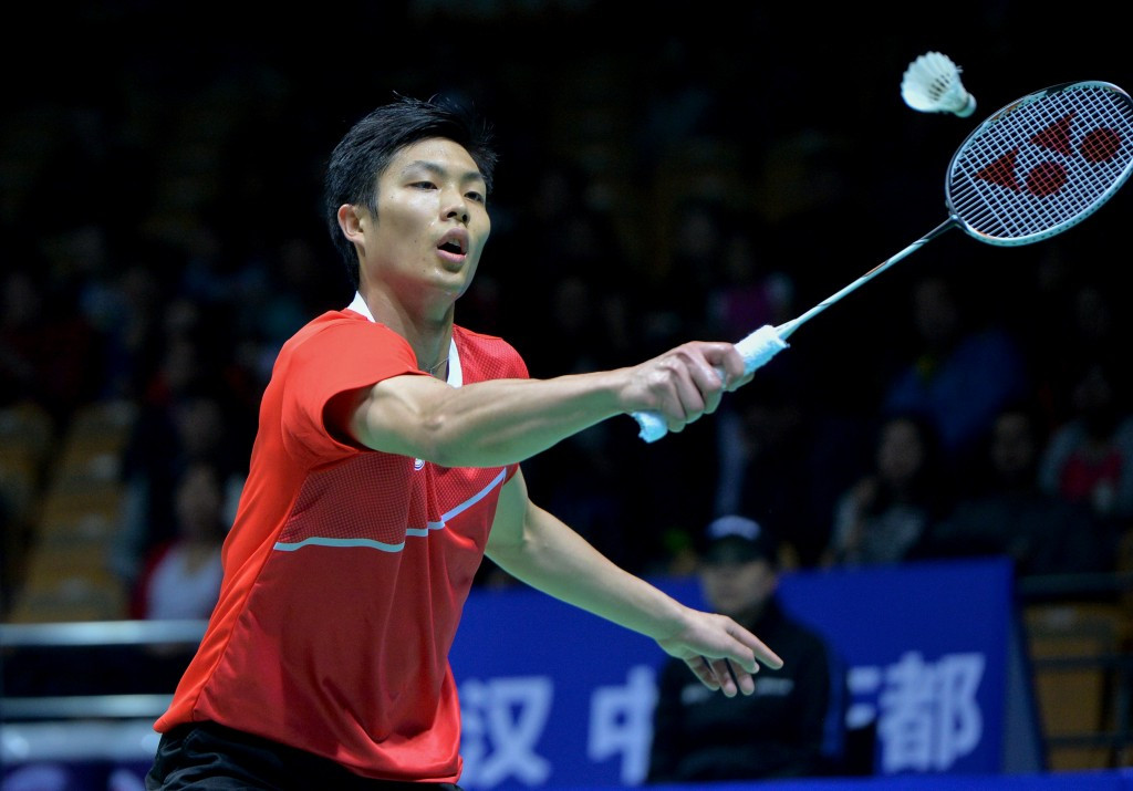 Chou into last four at Chinese Taipei Open