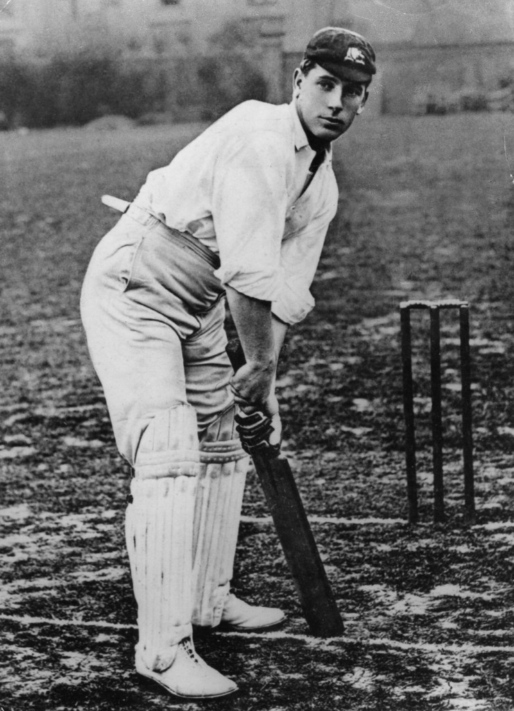 Clem Hill was appointed captain for the touring Australians in 1912 ©Getty Images