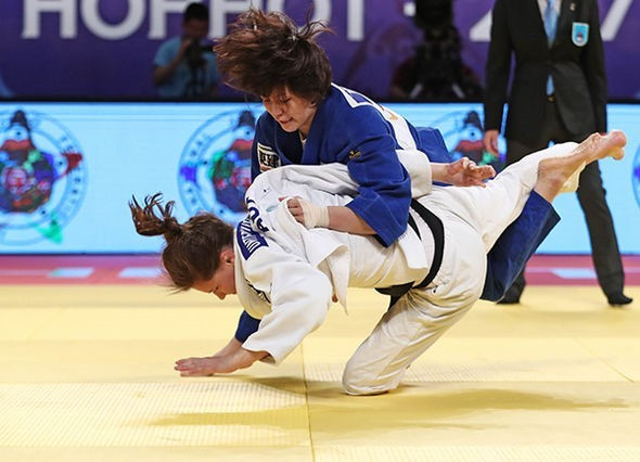 Japan extend dominance at IJF Hohhot Grand Prix