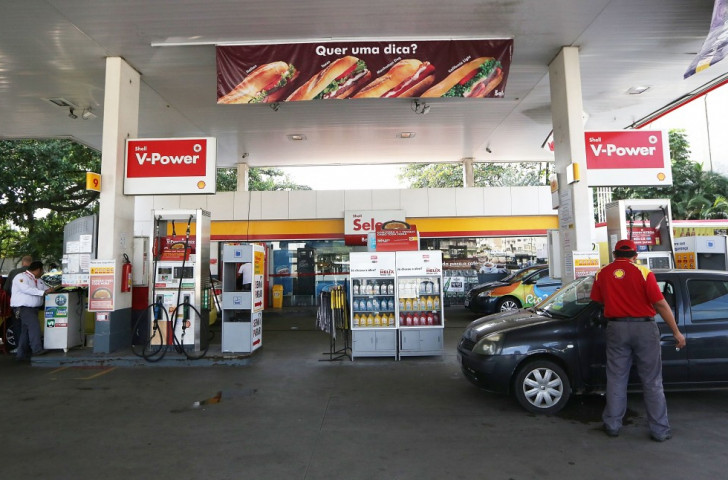 The petrol station in Rio where an international incident known as