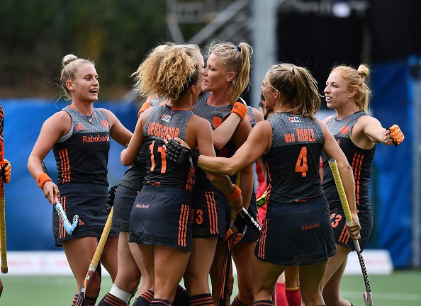 The Netherlands and China to battle for first place at Hockey World League Semi-Final