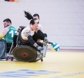 The top four teams from the competition have qualified for the World Championships next year in Sydney ©IWRF