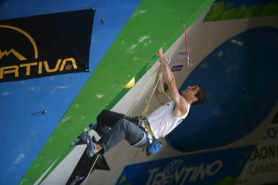 Desgranges beats world champion to European Climbing title in Campitello