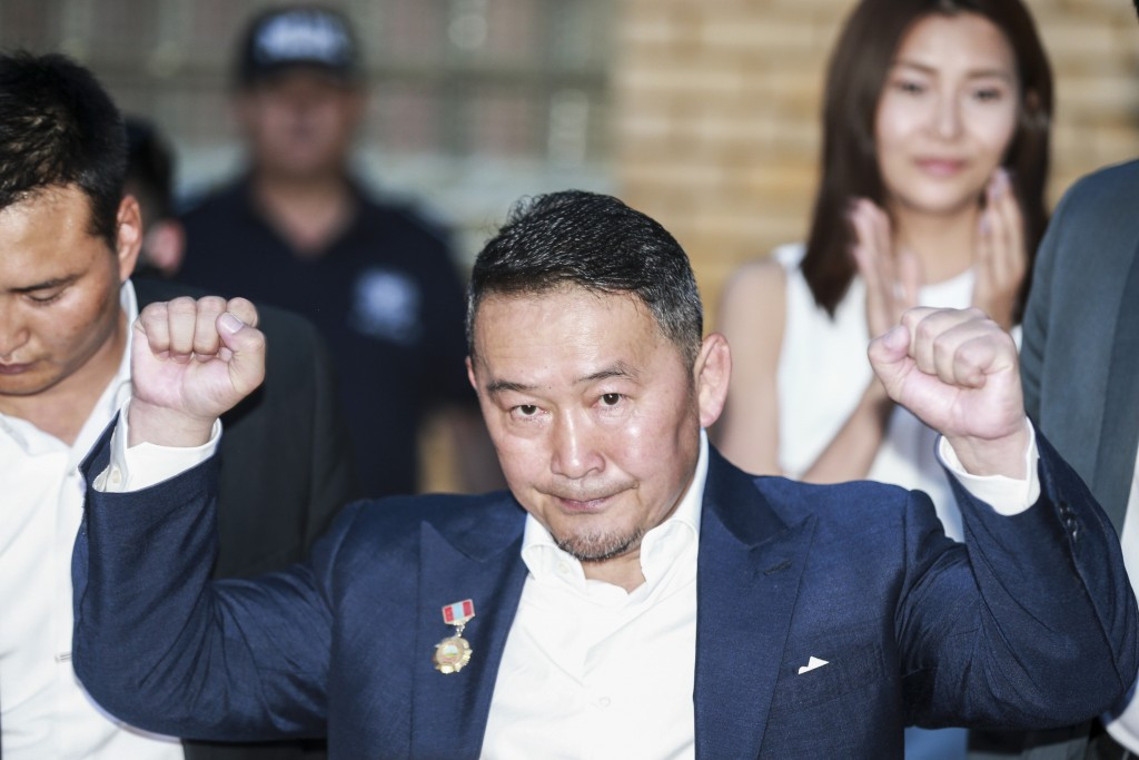 Khaltmaa still on road to become Mongolia's President